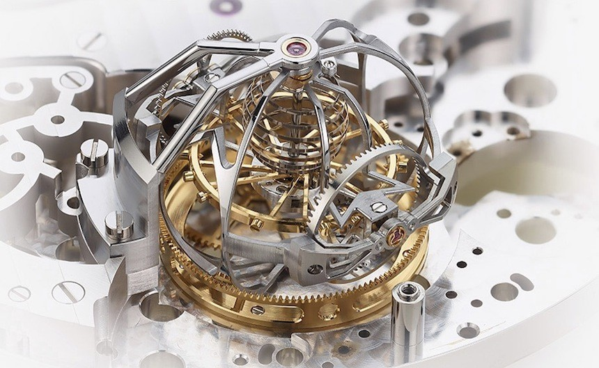 Vacheron Constantin Referencia 57260 tourbillon armilar