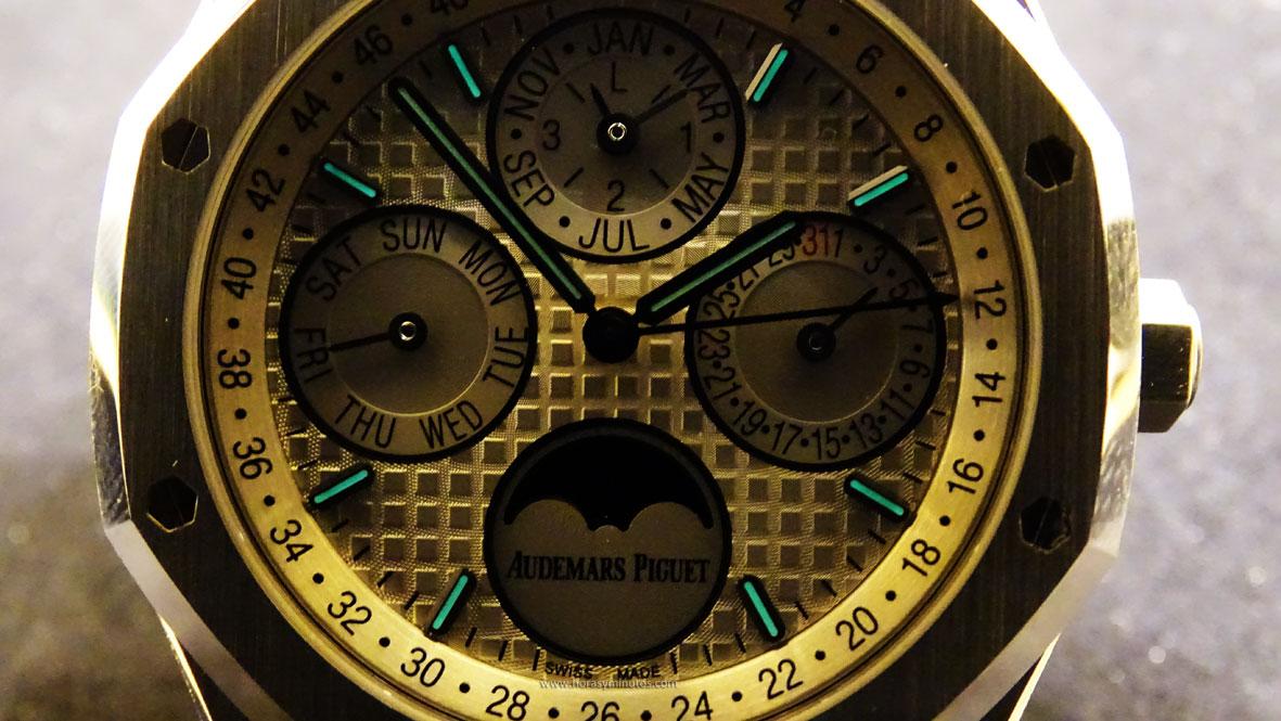 Audemars Piguet Perpetual Calendar SuperLuminova