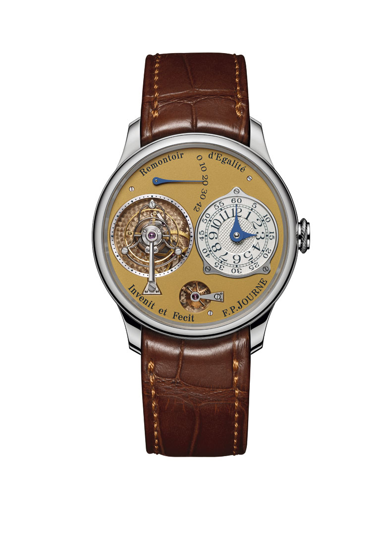 F. P. Journe Tourbillon Souverain