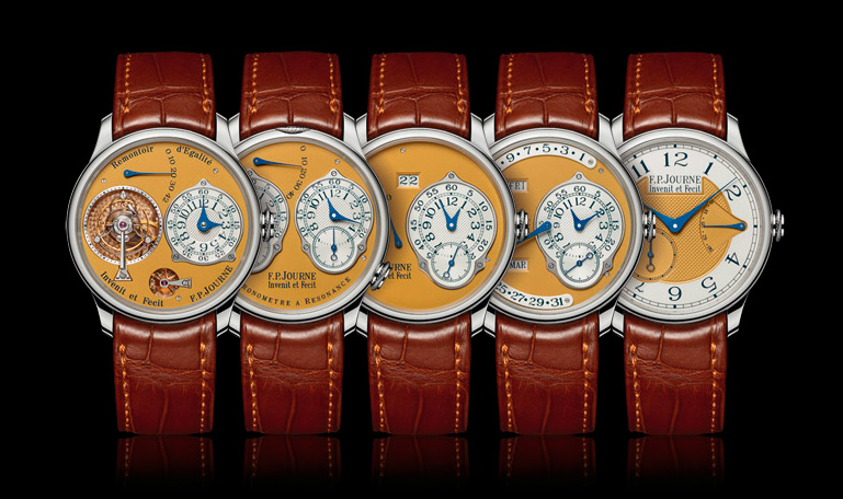 F. P. Journe relojes cofre