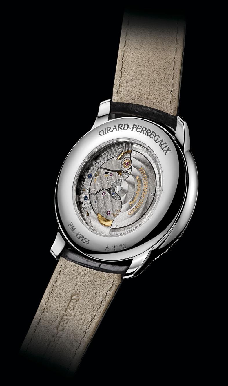 Girard-Perregaux 1966 acero reverso