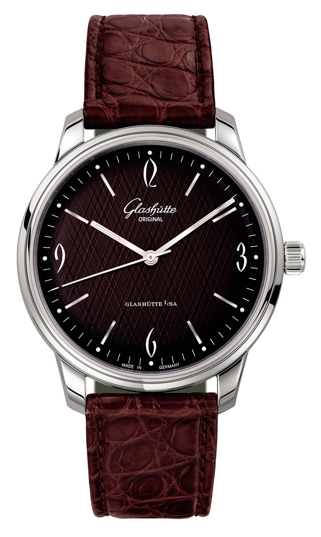 Glashütte Original Sixties Iconic Brown