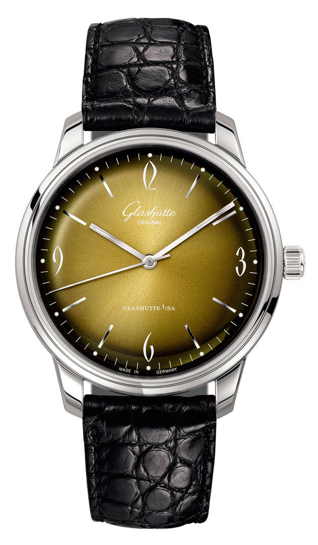Glashütte Original Sixties Iconic Golden