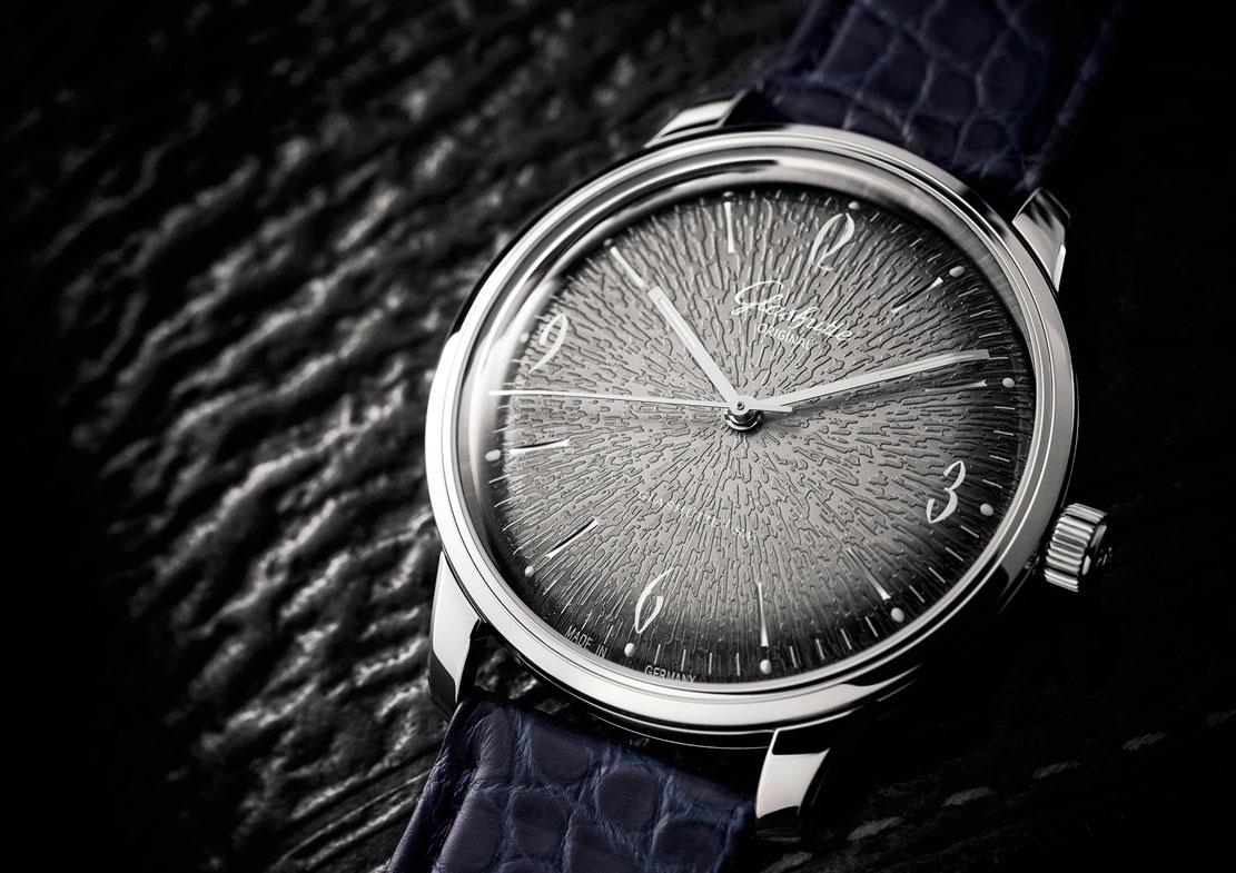 Glashütte Original Sixties Iconic Grey amb