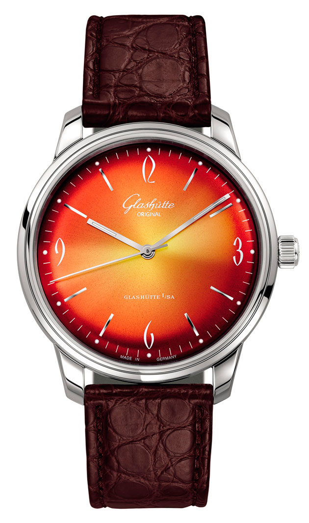 Glashütte Original Sixties Iconic Red
