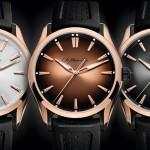 Moser presenta su primer reloj deportivo: Pioneer Centre Seconds