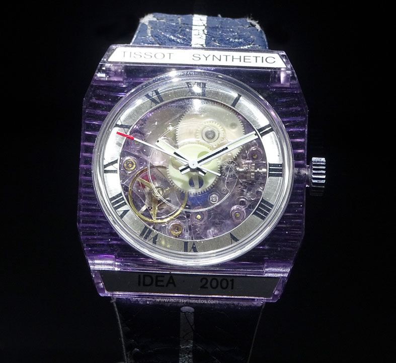 Tissot Astrolon Idea 2001