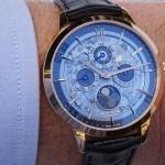 Nuevo Montblanc Heritage Spirit Perpetual Calendar Sapphire