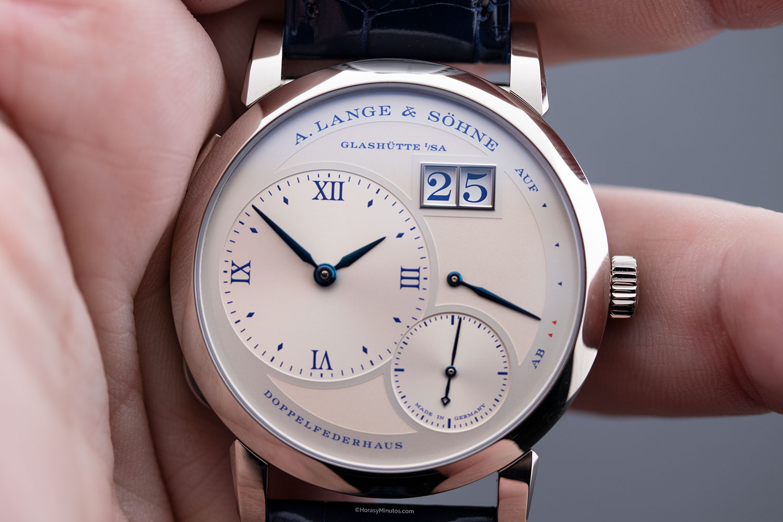 A Lange & Söhne Lange 1 25th Anniversary