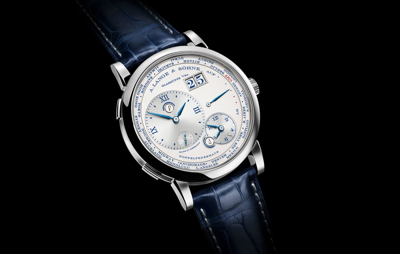 A.Lange & Söhne Lange 1 Time Zone 25th Anniversary