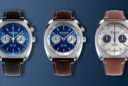 Los tres Alpina Startimer Heritage Chronograph