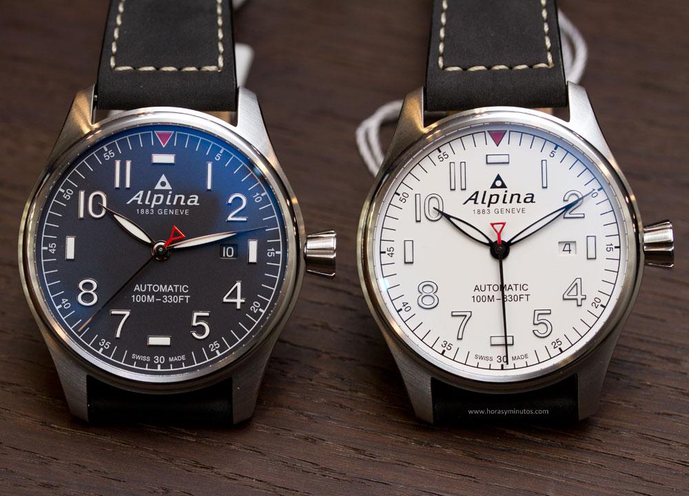cbf87e3dd83c Alpina Startimer Pilot Automatic  relojes de aviador bien hechos y ...