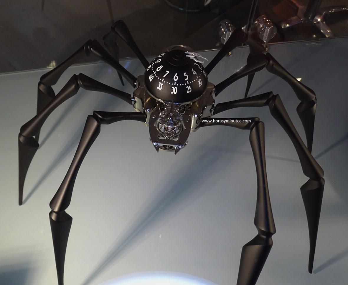 Arachnophobia MB and F SalonQP