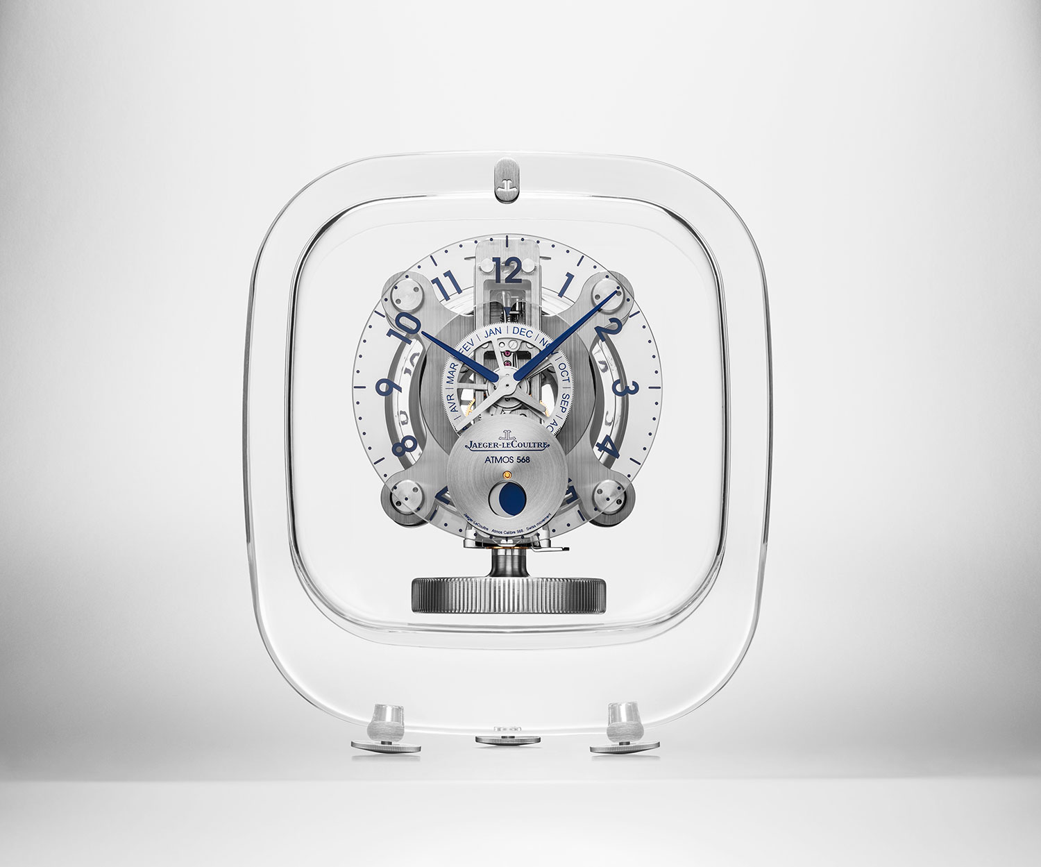frontal del Atmos 568 by Marc Newson