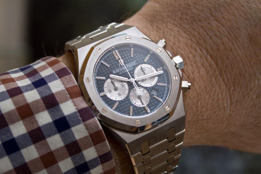 Audemars Piguet Royal Oak Chronograph Modelos Y Precios Horas Y