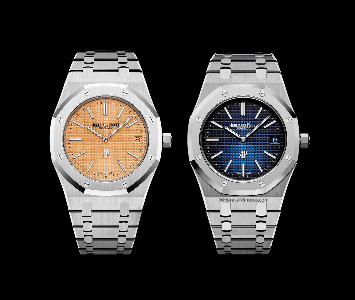 Los Royal Oak Extra Thin 15202 de 2018 y 2019