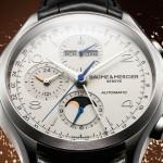Pre-SIHH: Baume & Mercier Clifton Chronograph Complete Calendar