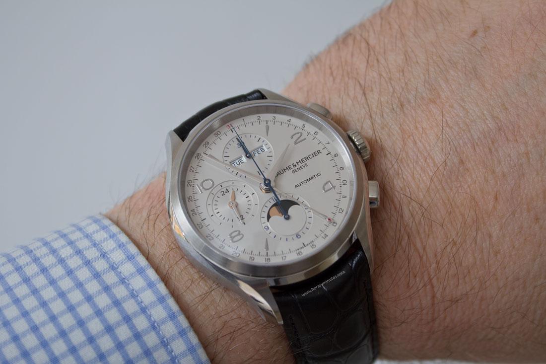 Baume-Mercier-Clifton-Chronograph-Complete-Calendar-11-HorasyMinutos