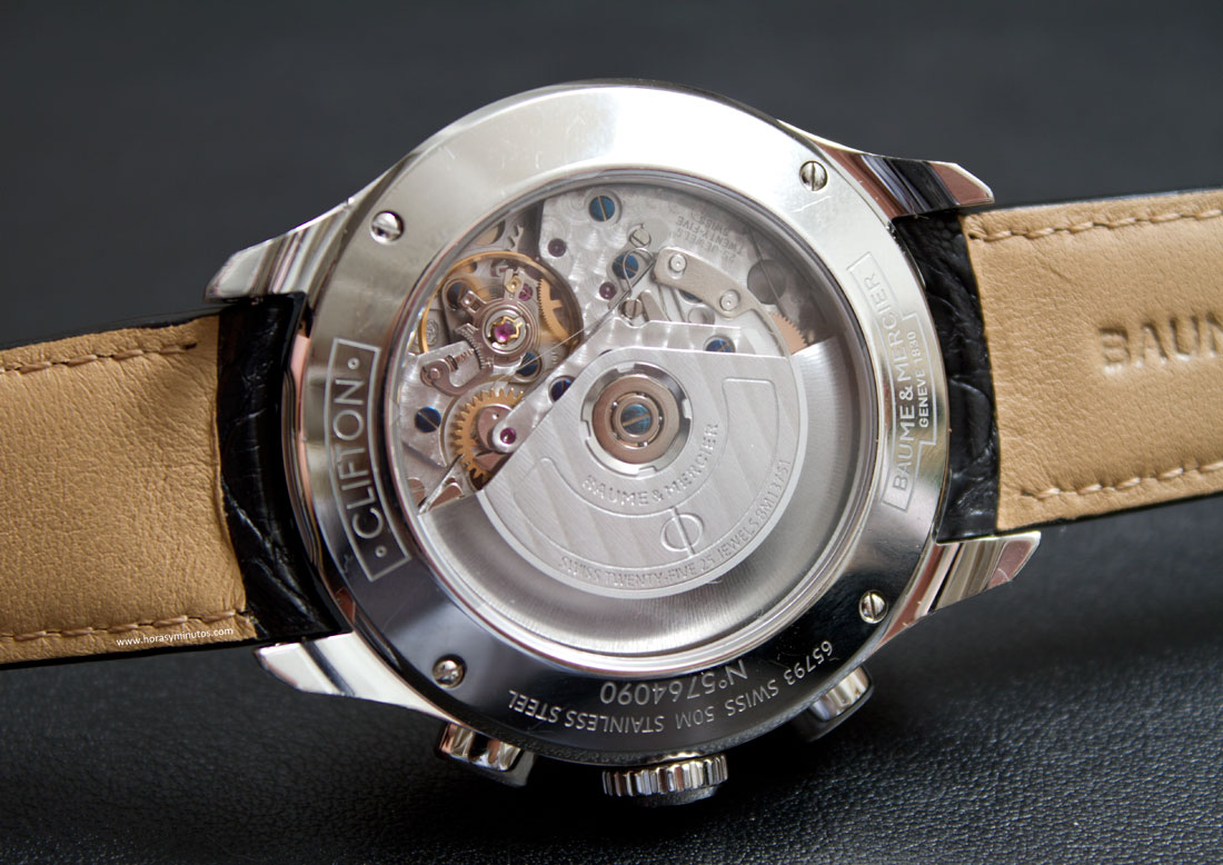 Baume-Mercier-Clifton-Chronograph-Complete-Calendar-2-HorasyMinutos