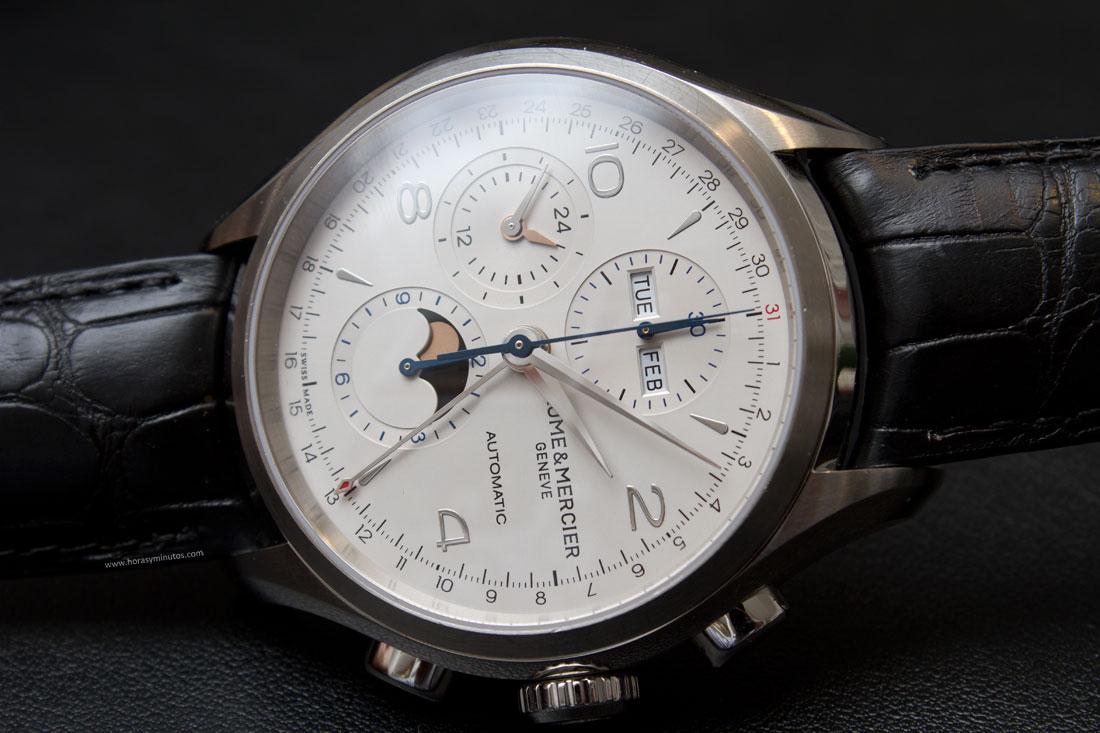 Baume-Mercier-Clifton-Chronograph-Complete-Calendar-7-HorasyMinutos