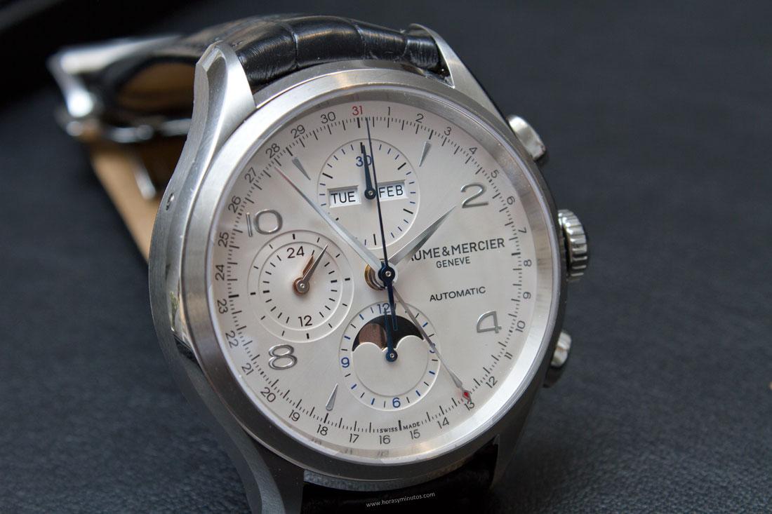 Baume-Mercier-Clifton-Chronograph-Complete-Calendar-8-HorasyMinutos