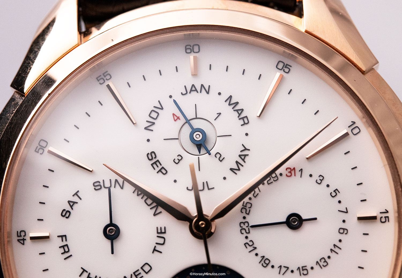 Baume & Mercier Clifton Perpetual Calendar