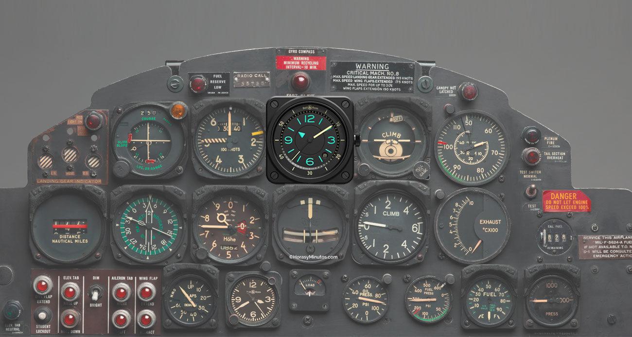 Ross BR 03-92 Bi-Compass