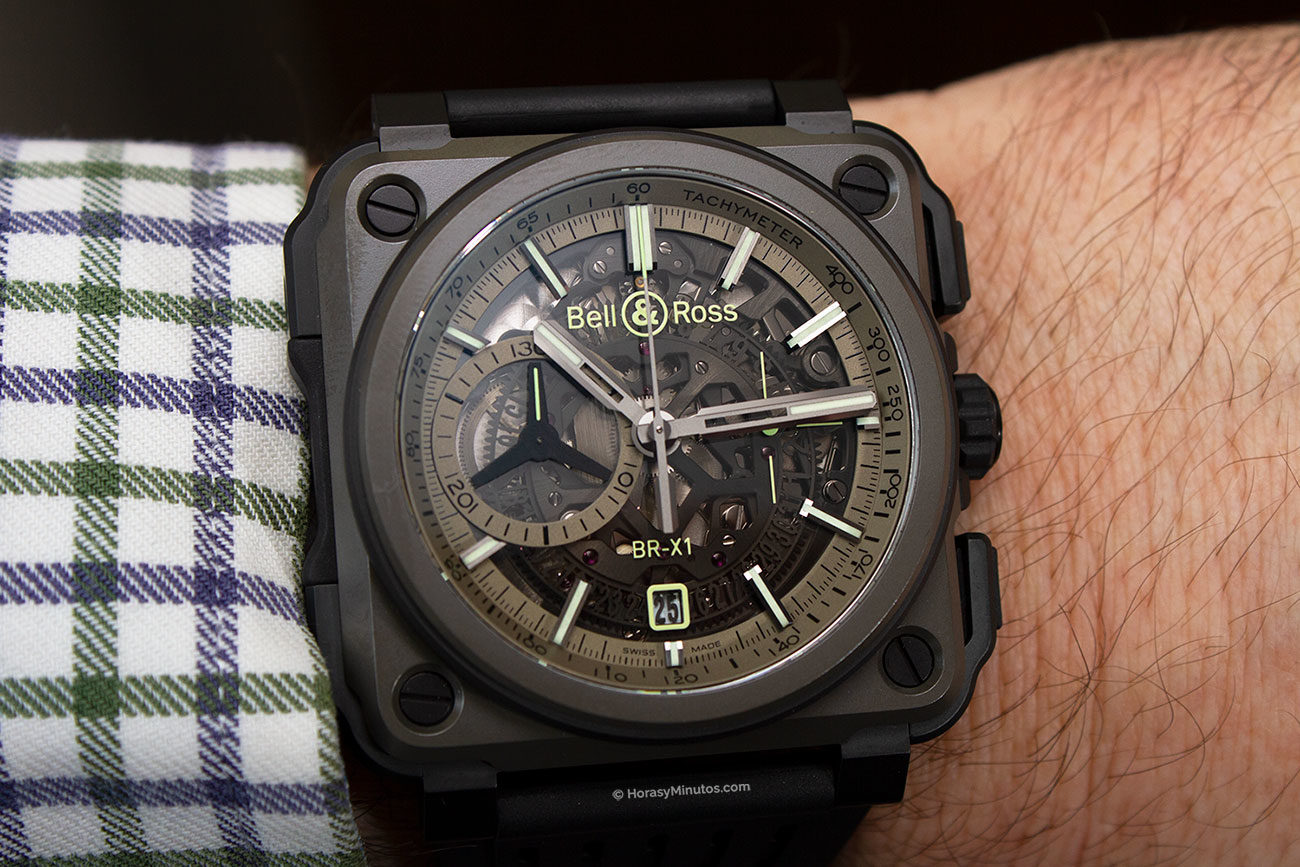 Bell & Ross BR-X1 Military
