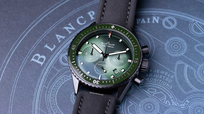 Blancpain Bathyscaphe Chronograph Flyback