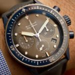 En la muñeca: Blancpain Fifty Fathoms Bathyscaphe Ocean Commitment II