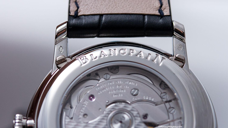 Blancpain Villeret Perpetual Calendar Boutique Edition