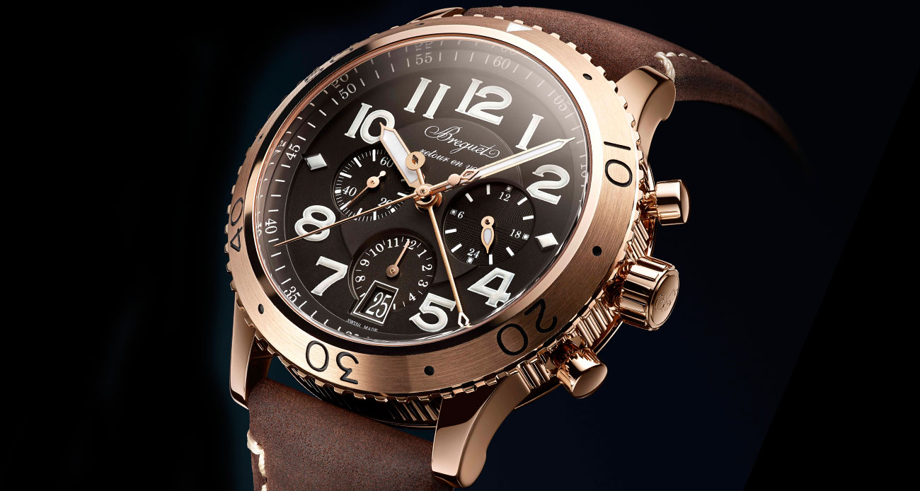 Breguet Type XXI 3817 Limited Edition