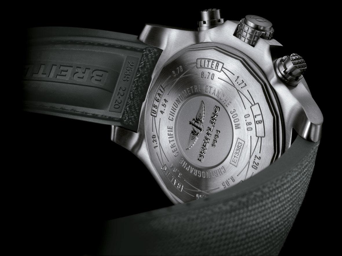Breitling-Avenger-Bandit-reverso-Horas-y-Minutos