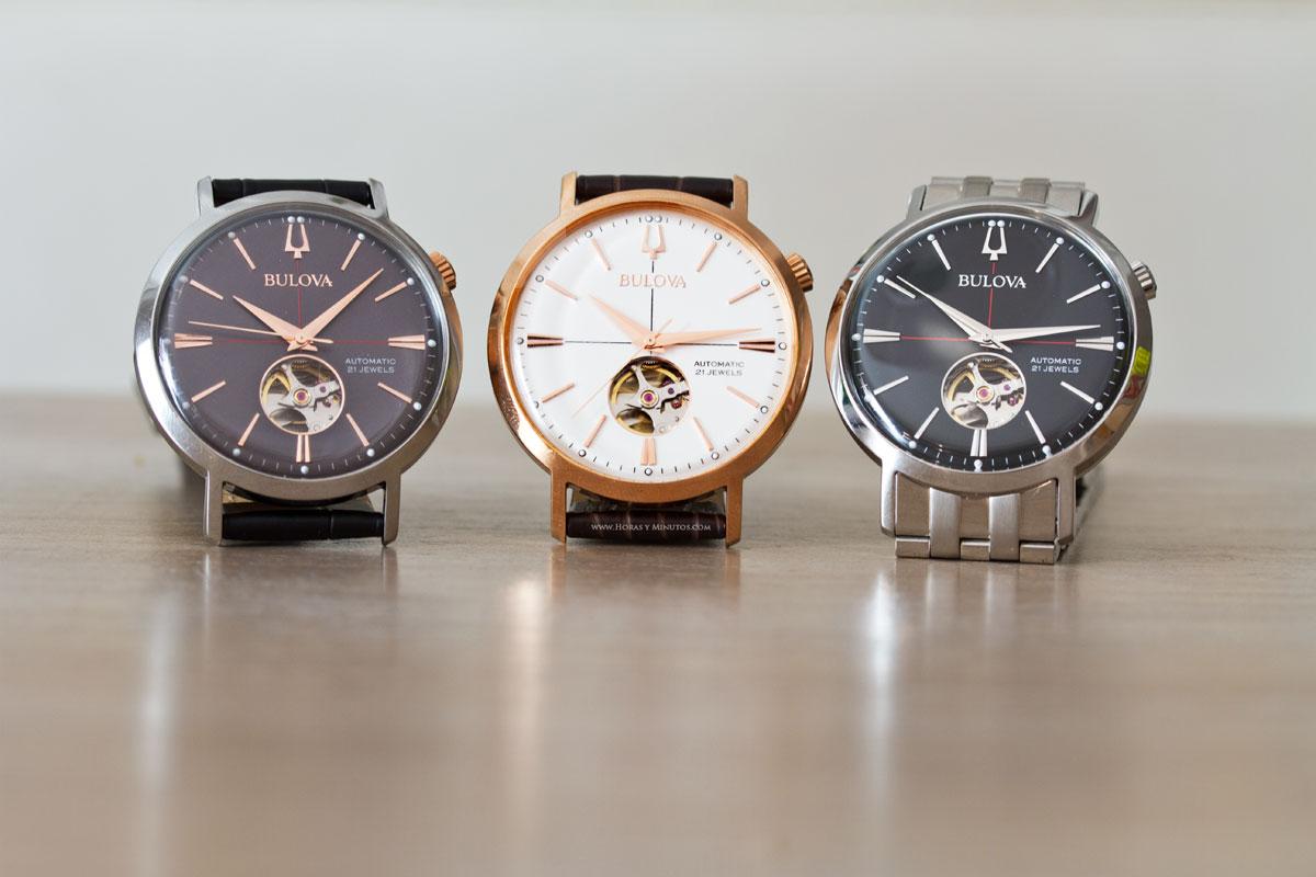 7ac4e17f6d17 Los Bulova Classic Aerojet son la apuesta de la casa norteamericana para la  batalla de los relojes mecánicos de bajo precio. Relojes clásicos pero con  ...