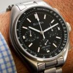 Fotos en vivo y precios del Bulova Moon Watch