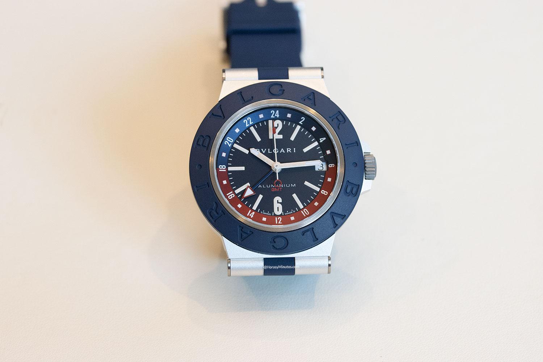 Bvlgari Bvlgari Aluminium GMT
