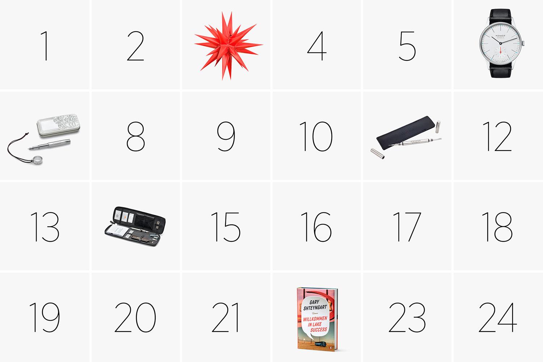 Calendario de Adviento Nomos