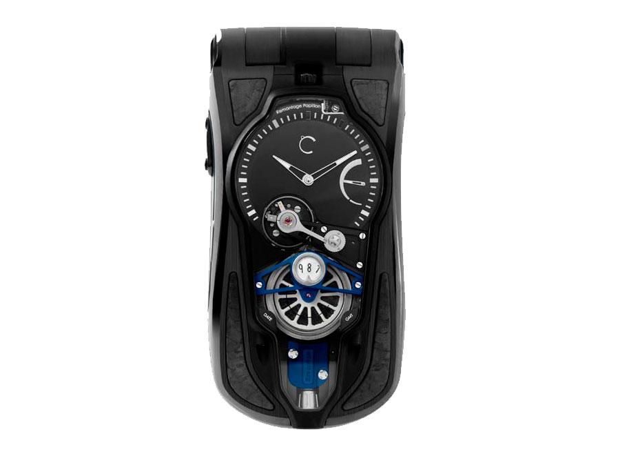 Celsius OptiC GMT Móviles con relojes mecánicos