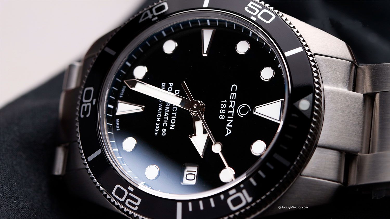 Certina DS Action Diver 38 mm C032.807.11.051.00