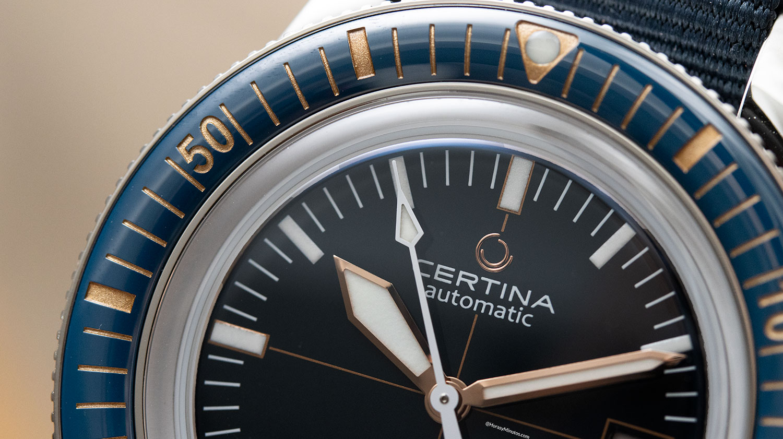 Detalle del Certina DS PH200M Azul