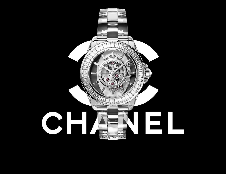 Chanel J12 X-Ray