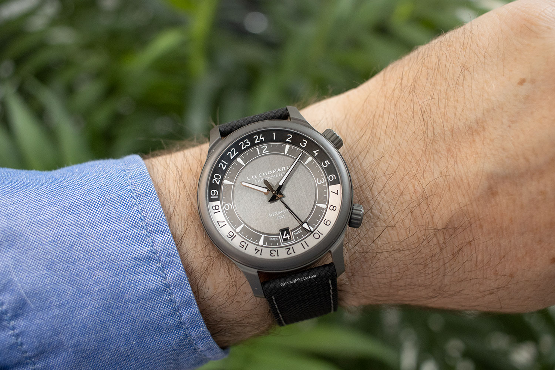 Así queda el Chopard L.U.C GMT One Black