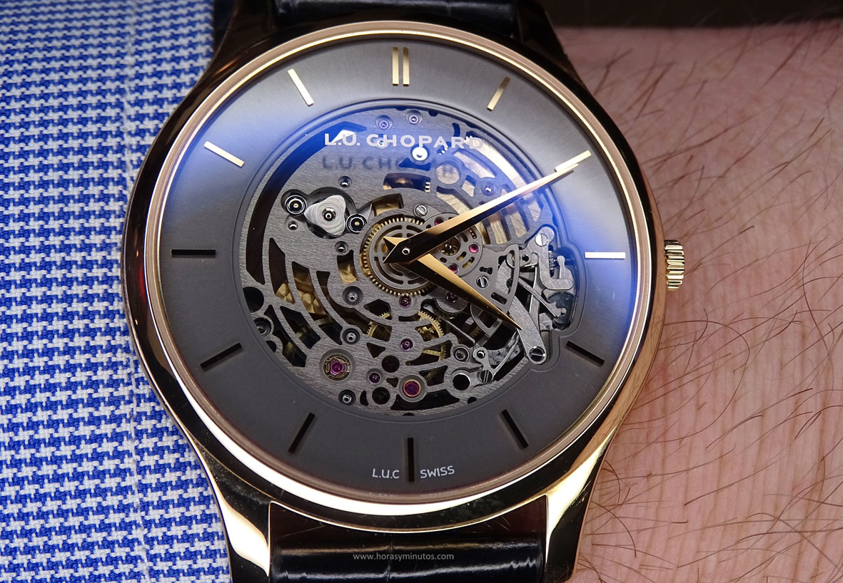Chopard L.U.C XP Skeletec SalonQP