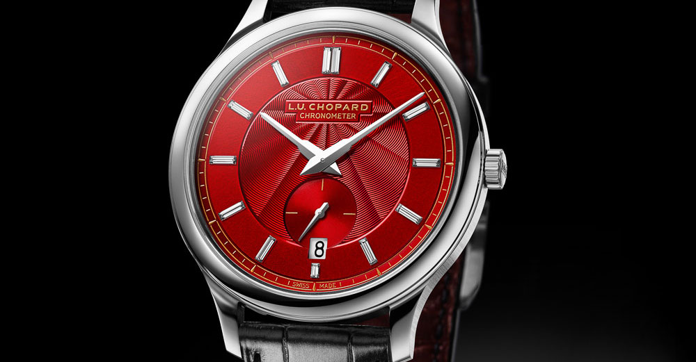 Chopard L.U. C XPS 1860 Red Carpet