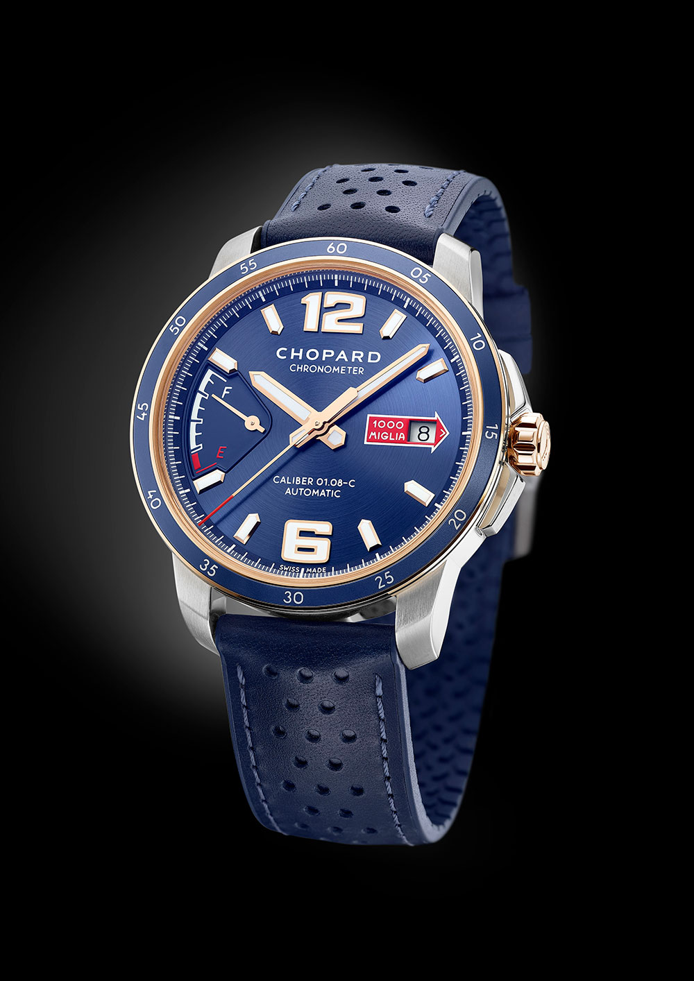 Chopard Mille Miglia GTS Azzurro Power Control