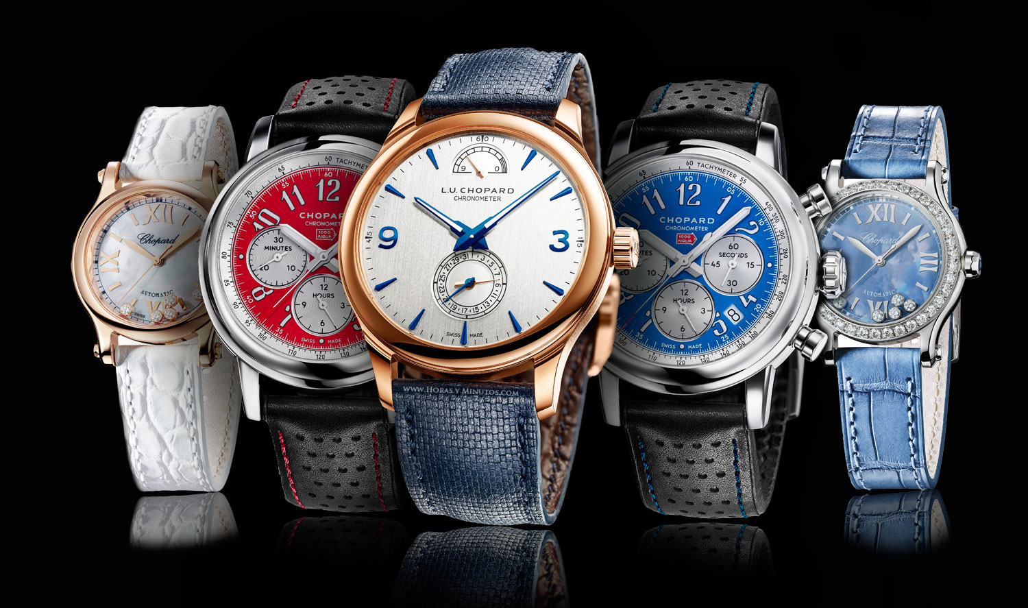 Chopard en Baselworld 2018