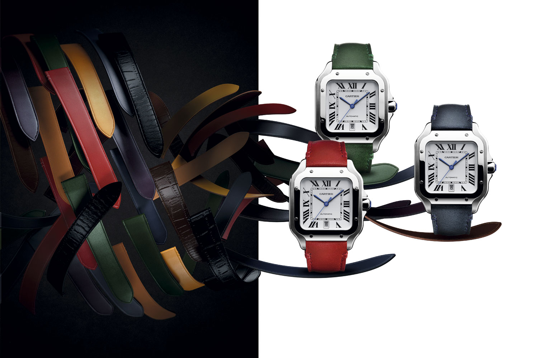 Colección de Cartier 2018