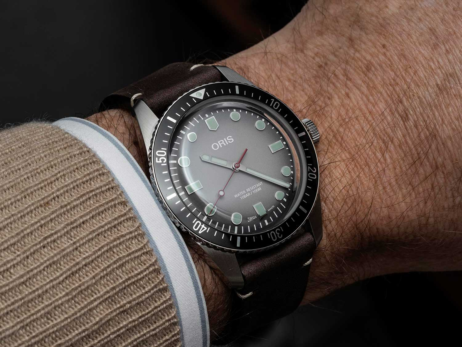 Así queda el Cronotempvs Spirit of Sixty-Five by Oris