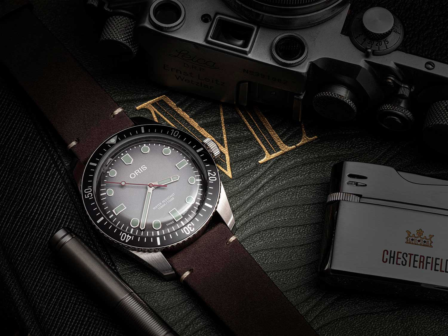Cronotempvs Spirit of Sixty-Five by Oris