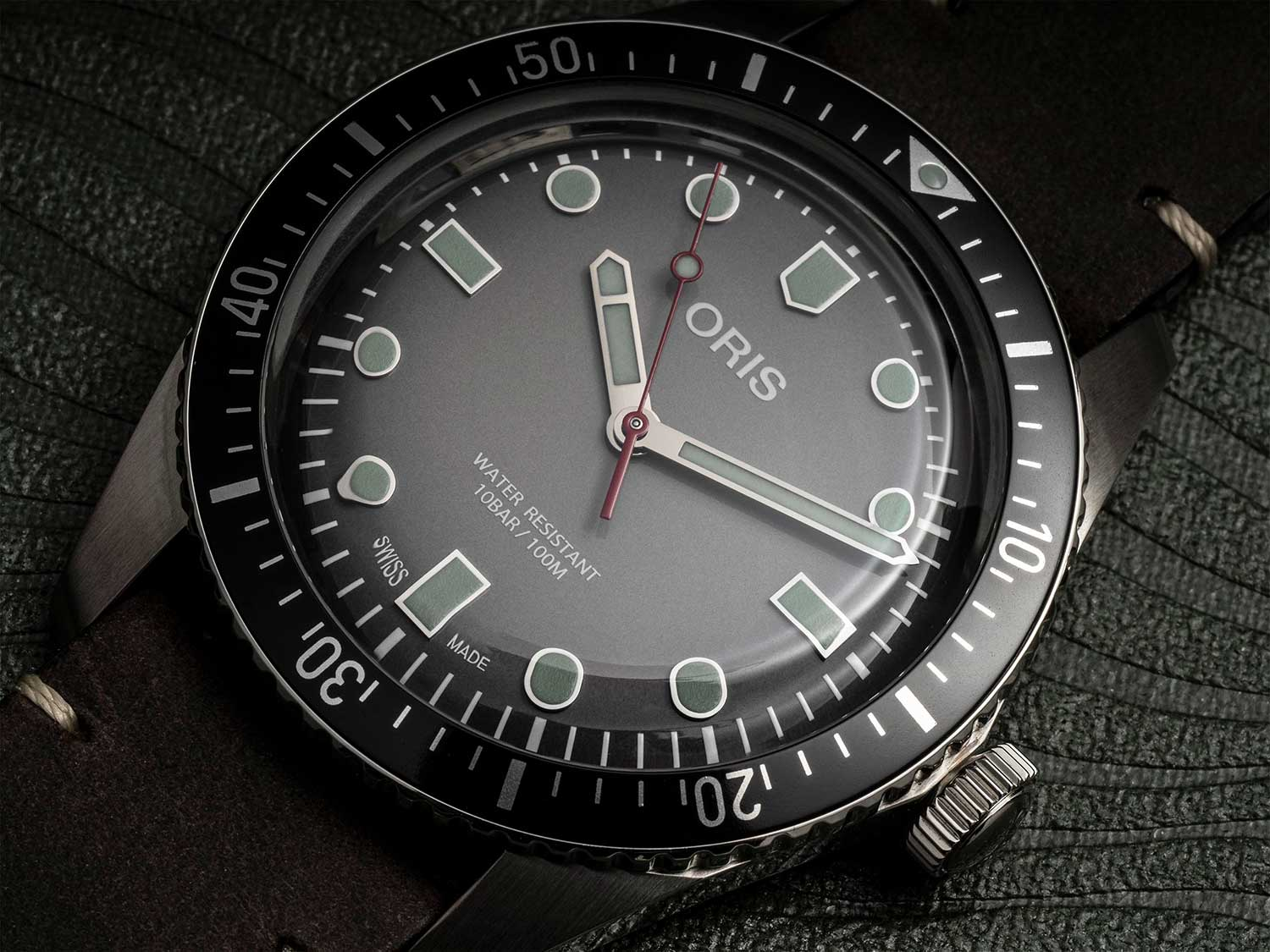 Esfera del Cronotempvs Spirit of Sixty-Five by Oris